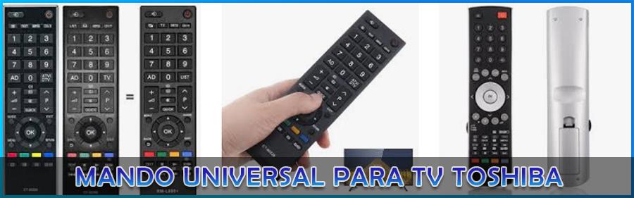 FYCJI Reemplazo Mando TV Toshiba CT-90326 No Requiere Configuraci/ón Compatible Control Remoto Toshiba Universal para Toshiba TV